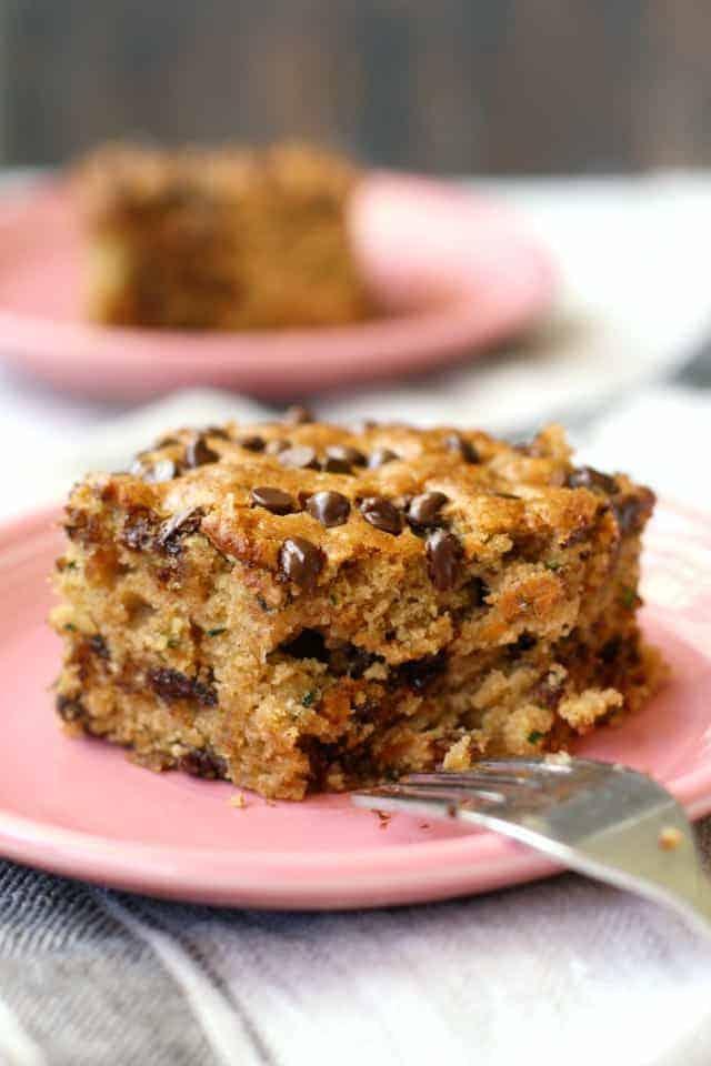 vegan zucchini cake recipe
