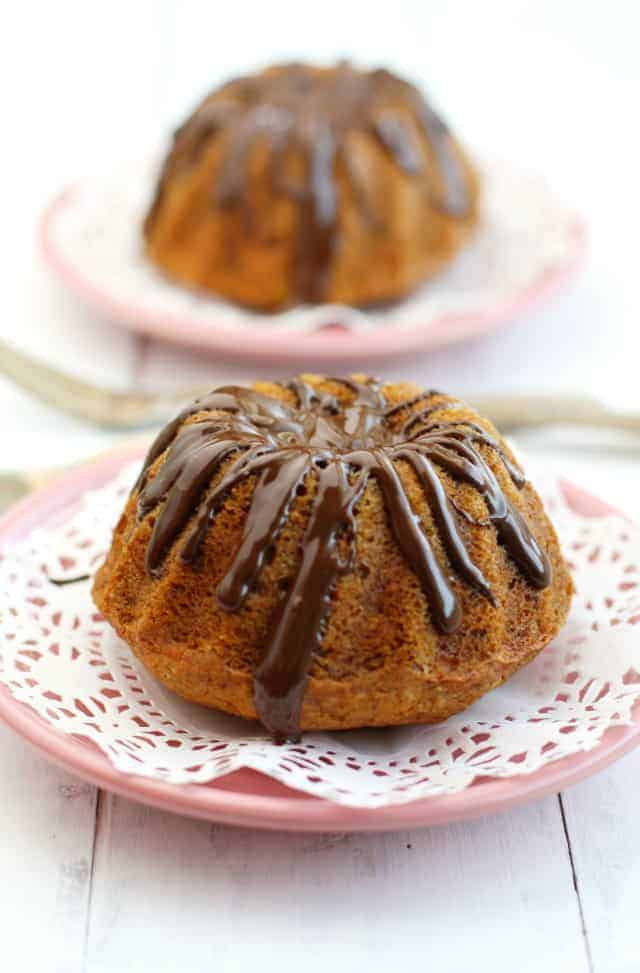 Can You Bake A Normal Cake In A Bundt Pan