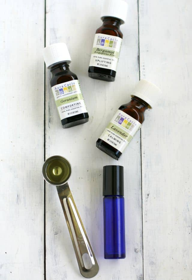 how to use roll on essential oils