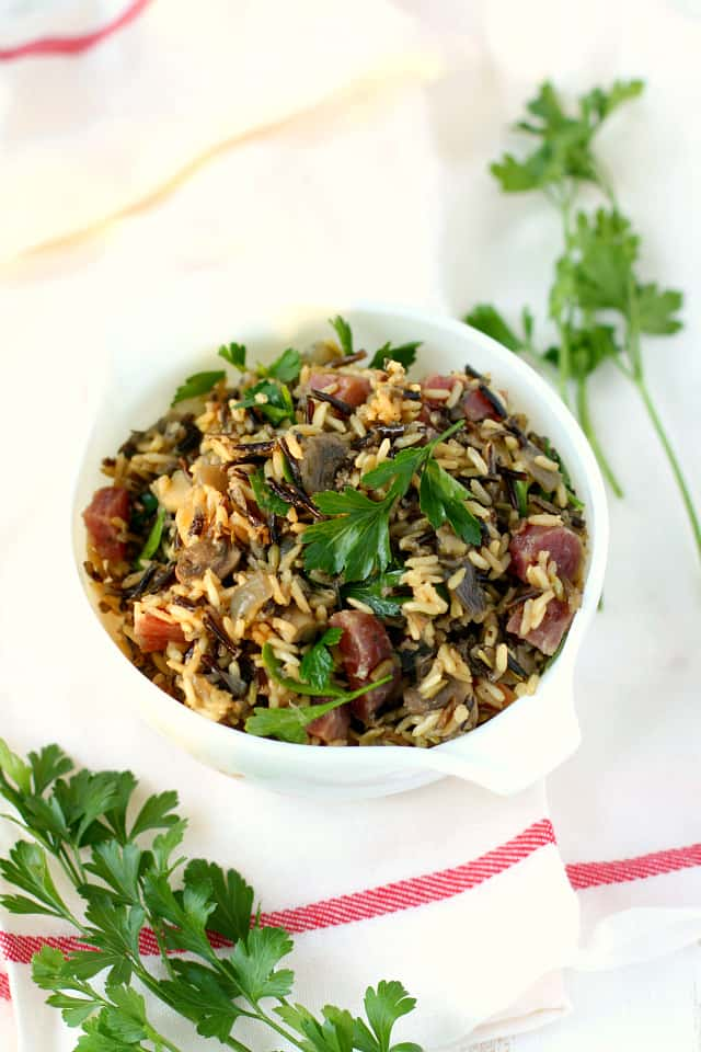 Wild Rice Stuffing Whole Foods