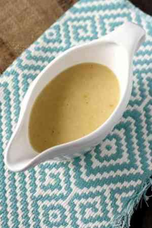gluten free gravy recipe