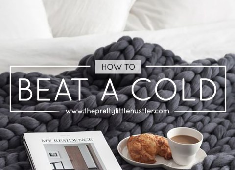how to beat a cold, tips to beat a cold, natural cold remedies, natural tips to beat a cold, flu season, nyc blog, winter, flu season
