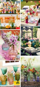 colored-glass-wedding-tables