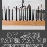 Candle Holder Centerpiece