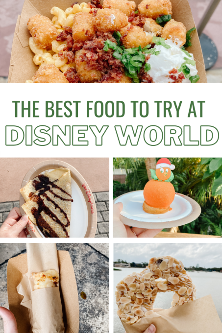 Disney World food
