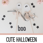 child's ghost want tutorial for halloween