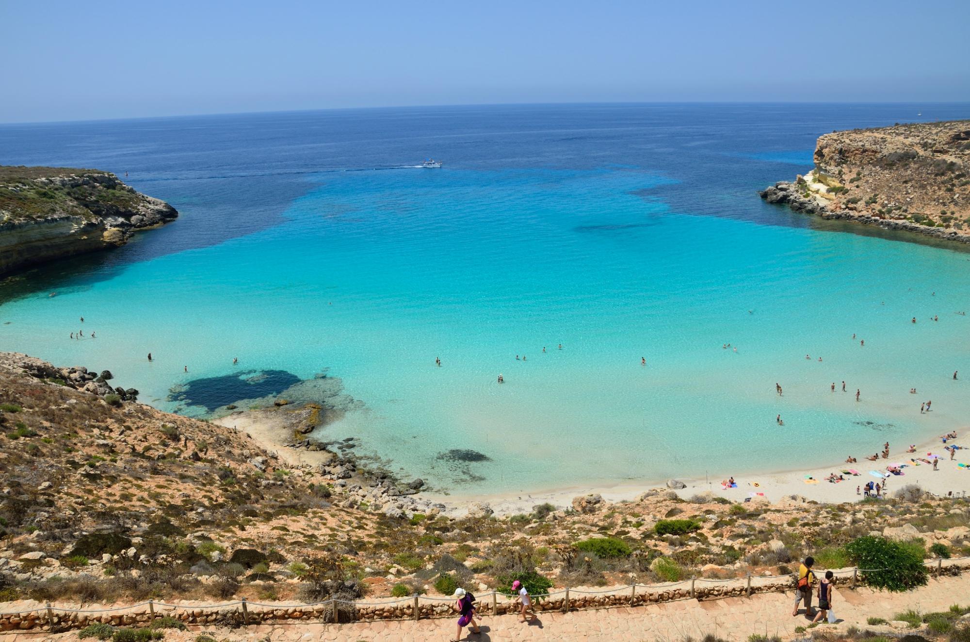 2013-Travelers-Choice-Beaches-Awards-Top-25-World-Rabbit-Beach-Lampedusa-Italy