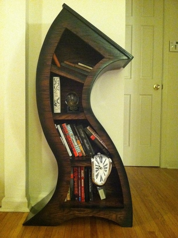 WoodCurve Bookshelf