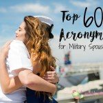 Military Wife Acronyms