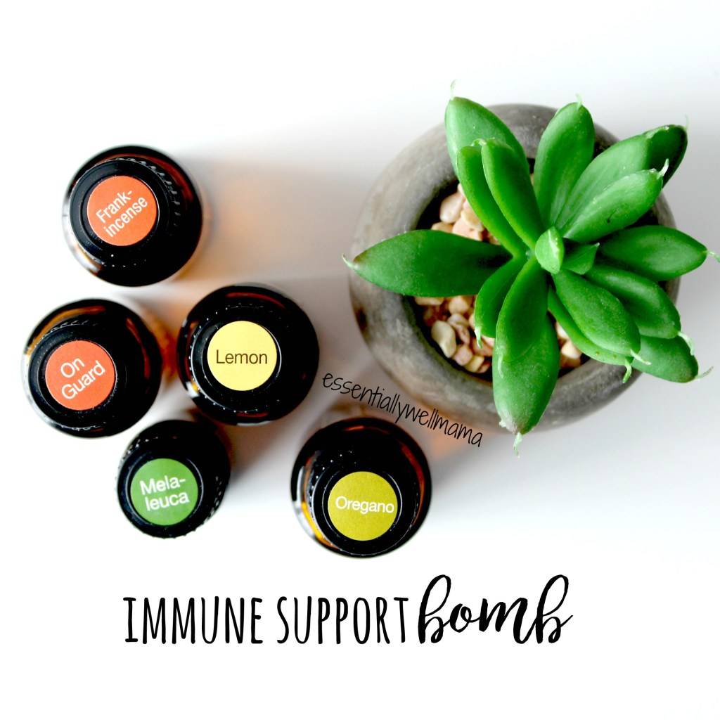 immune support essential oils