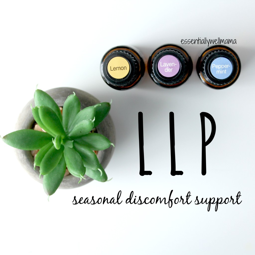 seasonal discomfort essential oils