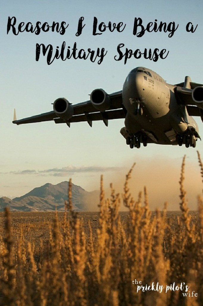 love military spouse