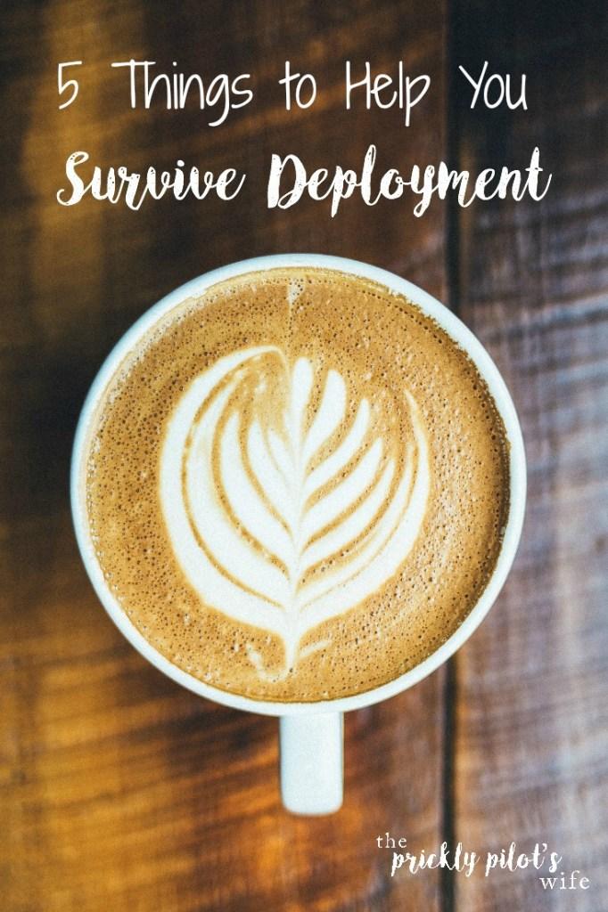 survive deployment