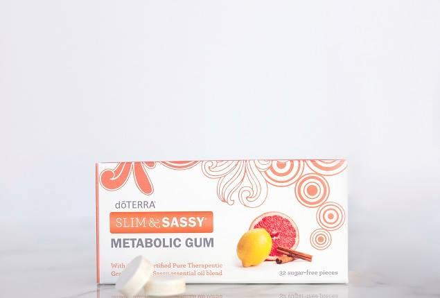 Slim & Sassy Metabolic Gum doTERRA