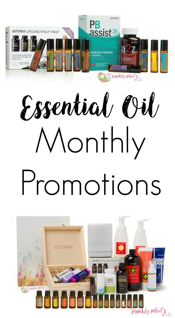 doterra august promotions special deal