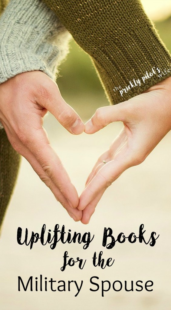 uplifting books military spouse