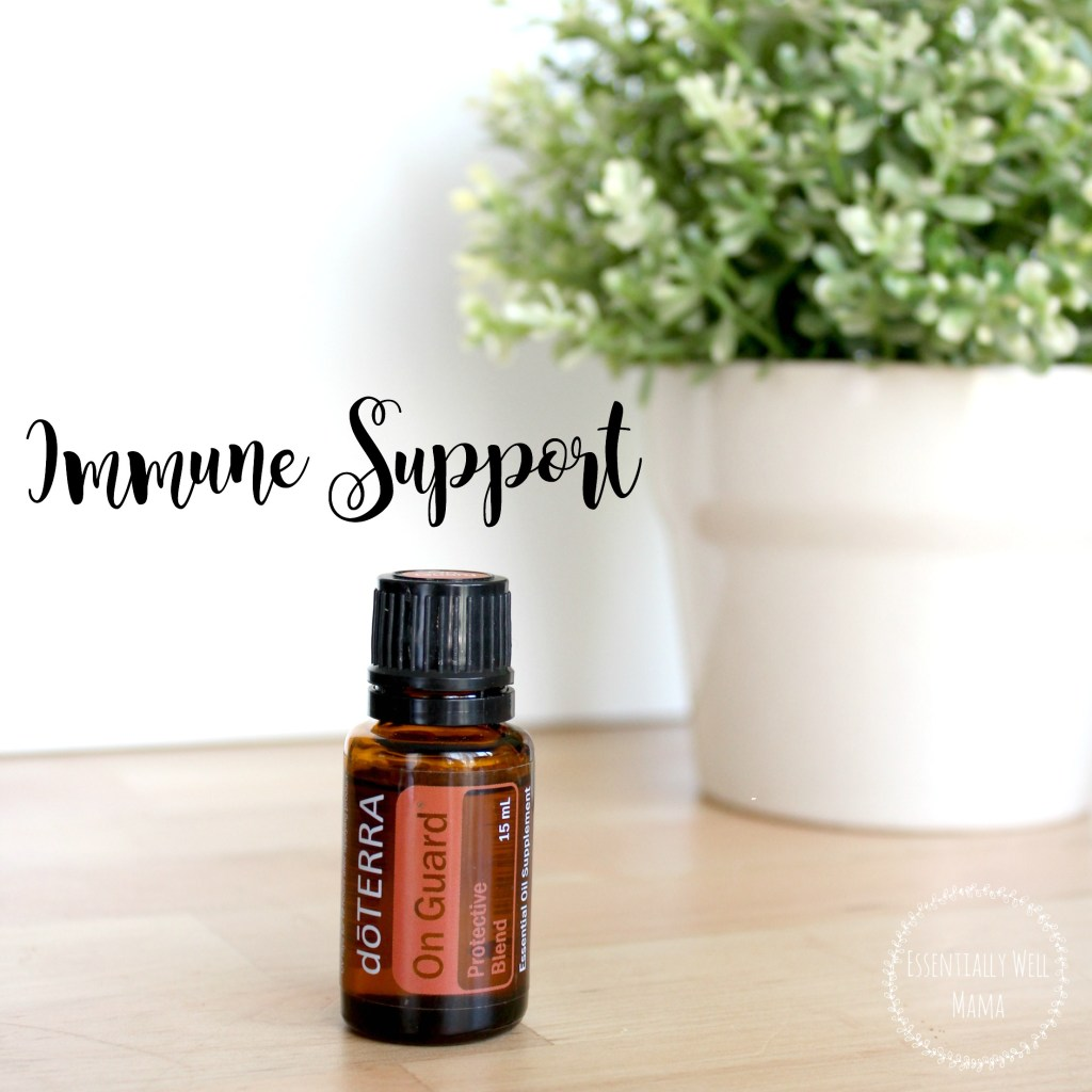 doterra onguard essential oil blend immune support