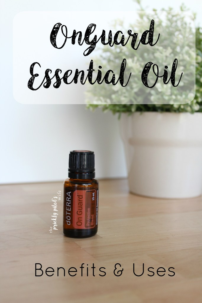 how to make on guard essential oil