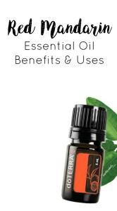 doterra red mandarin essential oil