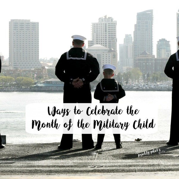 Best Ways to Celebrate the Month of the Military Child – April