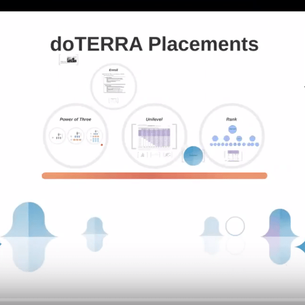 doTERRA Placements Video