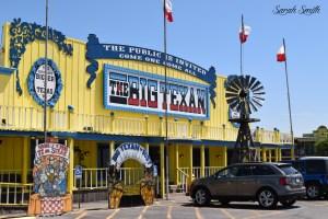 things to do in oklahoma amarillo big texan