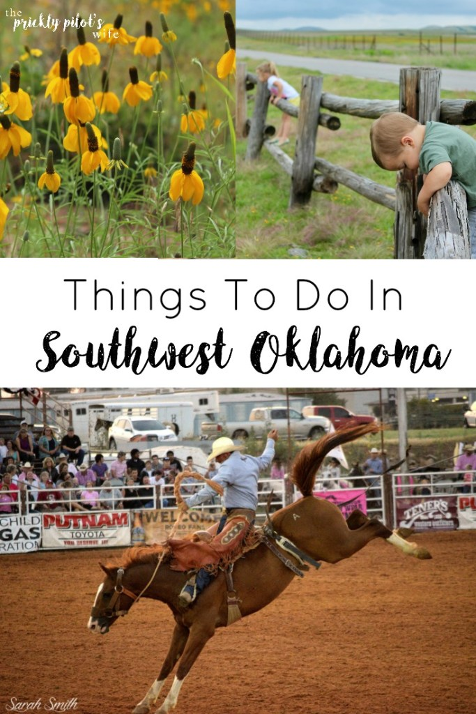 things to do in southwest oklahoma