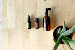 Homemade All-Natural Throat Spray with doTERRA Essential Oils