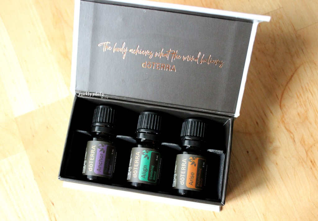 new doterra essential oils 2017 yoga collection