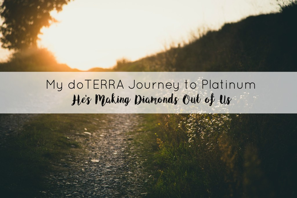 doterra journey to platinum