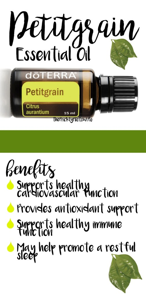 doterra petitgrain essential oil benefits and uses