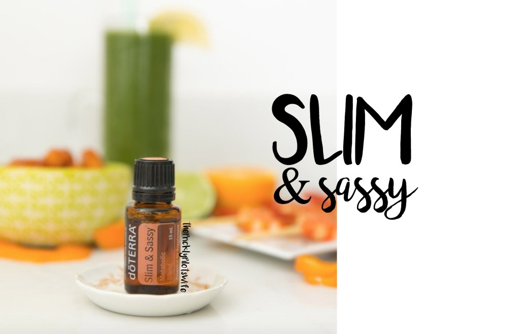 doterra slim and sassy essential oil