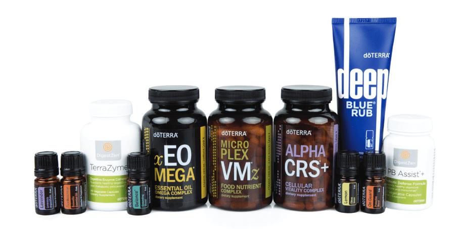 shop doterra essential oils healthy habits kit