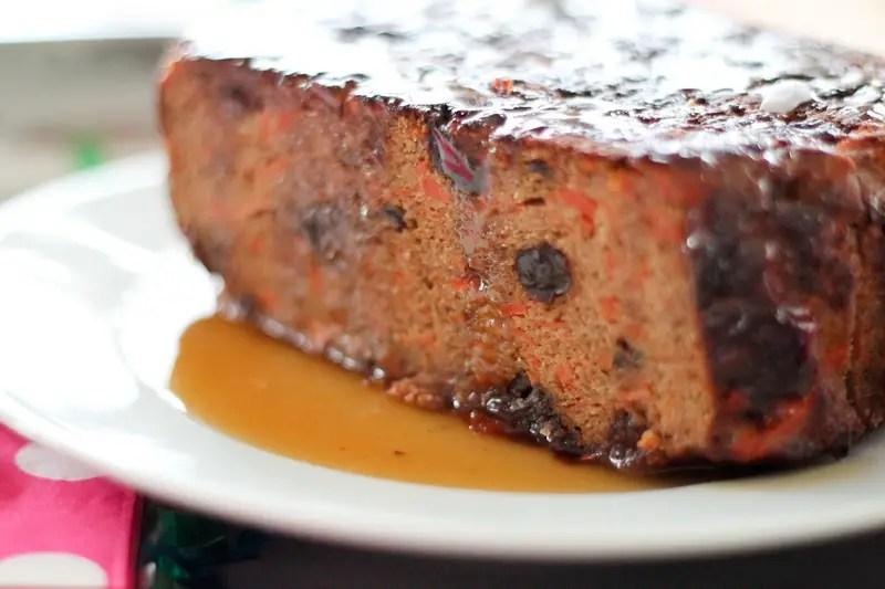 Paleo Curry Carrot Cake - www.ThePrimalDesire.com