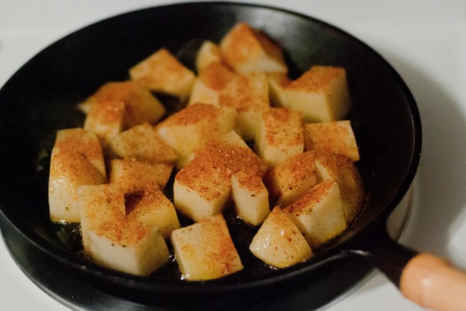 Moroccan Spiced Potatoes 02