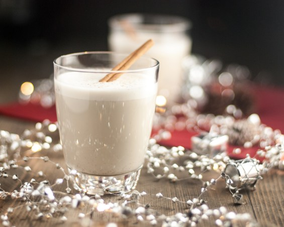 This refined-sugar free, paleo, and dairy free eggnog can be made in an Instant Pot, slow cooker, or stove-top. https://www.theprimaldesire.com/dairy-free-eggnog/