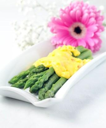 Saffron Hollandaise Sauce is a fragrant sauce, with delicate flavors of saffron and lemon. http://wp.me/p4Aygm-2gJ