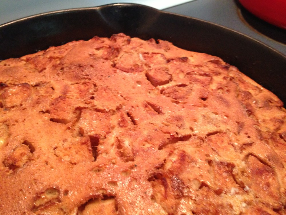 Dutch Apple Pancake (4/4)