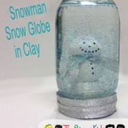 #TBT Snow Globes…easy to make!