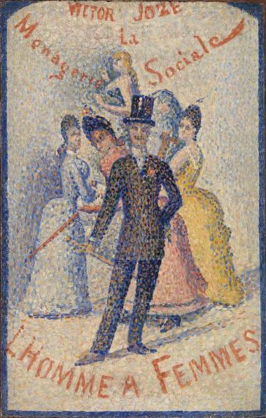 Seurat's Ladies Man