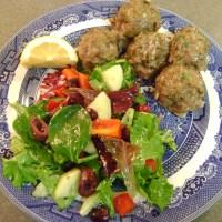 """Kofte Kebab"" Lamb Meatballs"