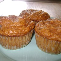 Fall's Best Pumpkin Muffins