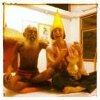 swami-yogananda-rishikesh-and-rosa-tagliafierro-ashtanga-yoga-italia-milano