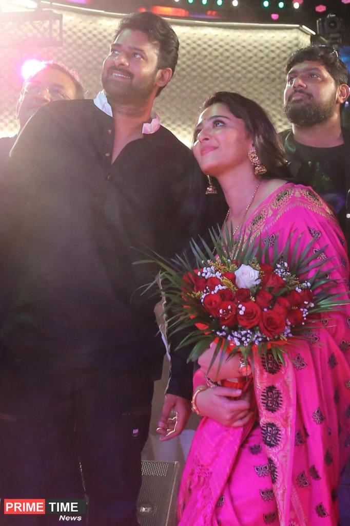 Prabhas and Anushka Shetty's Romantic Photos 3