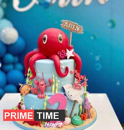 Asin Daughter Arin's Birthday Celebration