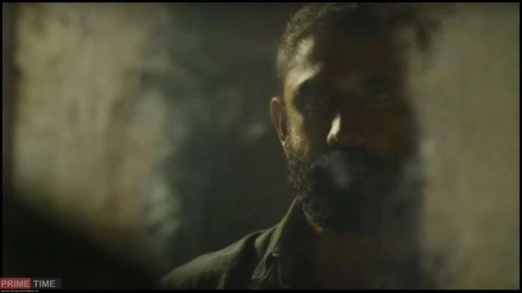 Abhishek Bachchan breathe in the shadow