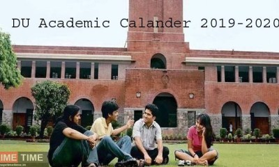 DU released revised academic calendar, read important dates