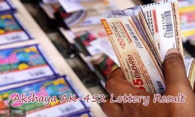 Akshaya Lottery Result on July 1, 2020