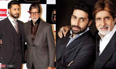 Amitabh Bachchan, and Abhishek also infected with Corona, Both are admitted in Mumbai Hospital!