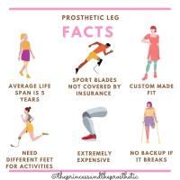 Prosthetic Leg Facts